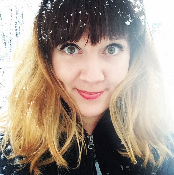 I am the SNOW QUEEN.