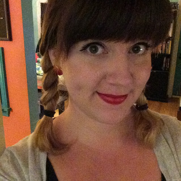 I tried out pigtails... and LOVED THEM.