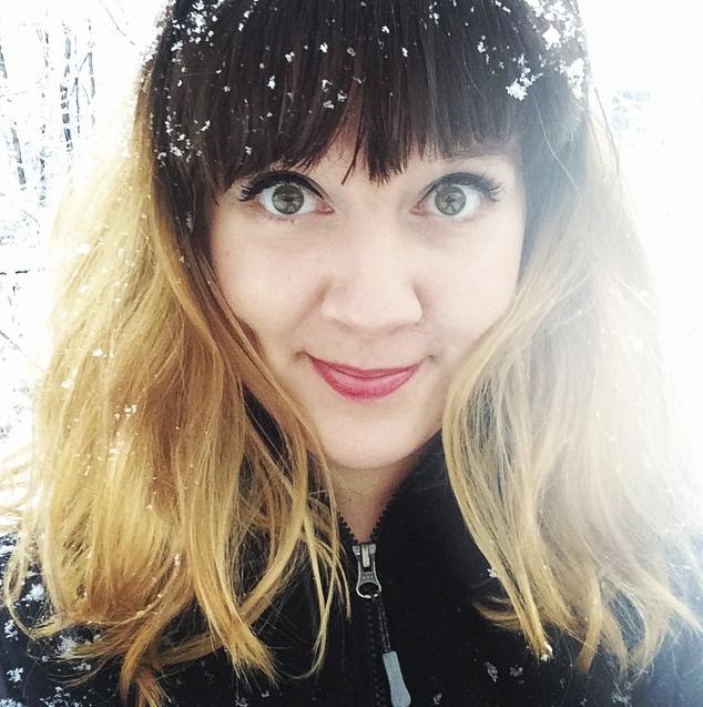 Snow goddess.